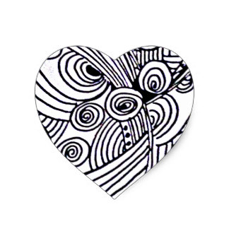 Зенарт сердца для вдохновения