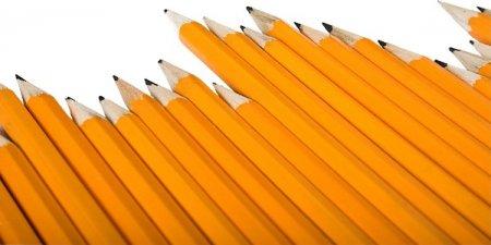 Краткий обзор простых карандашей
